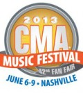 CMA Festival Logo 2013 photo