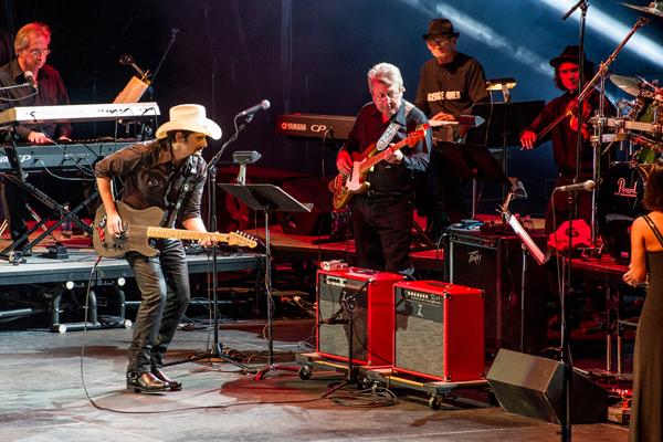 USA -  Music - George Jones Tribute Concert