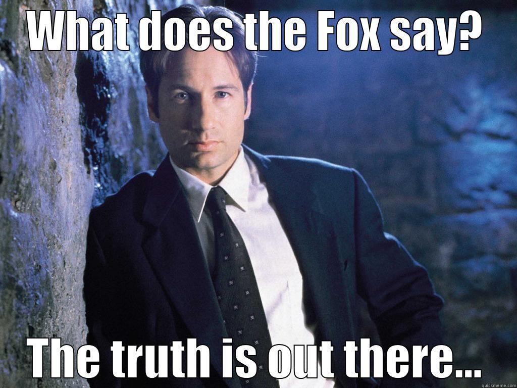 XFiles Mulder The Fox