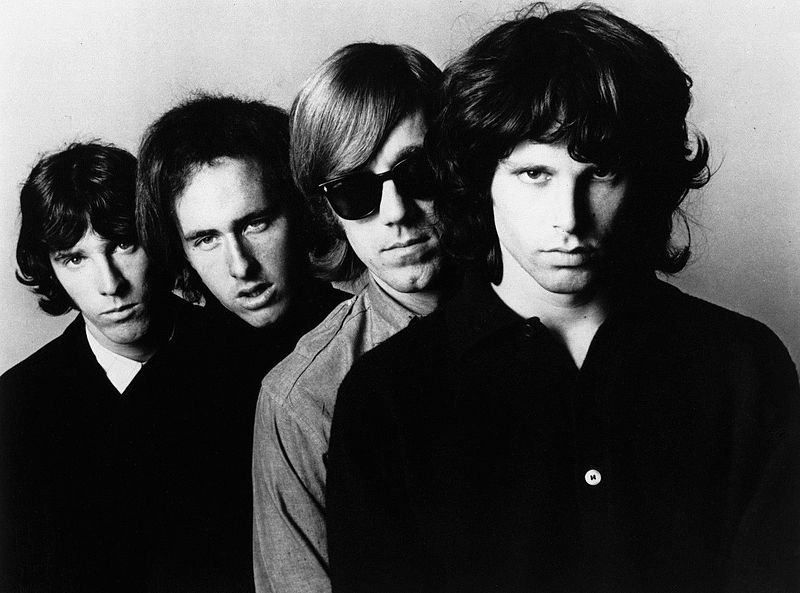 The Doors By Elektra Records-Joel Brodsky