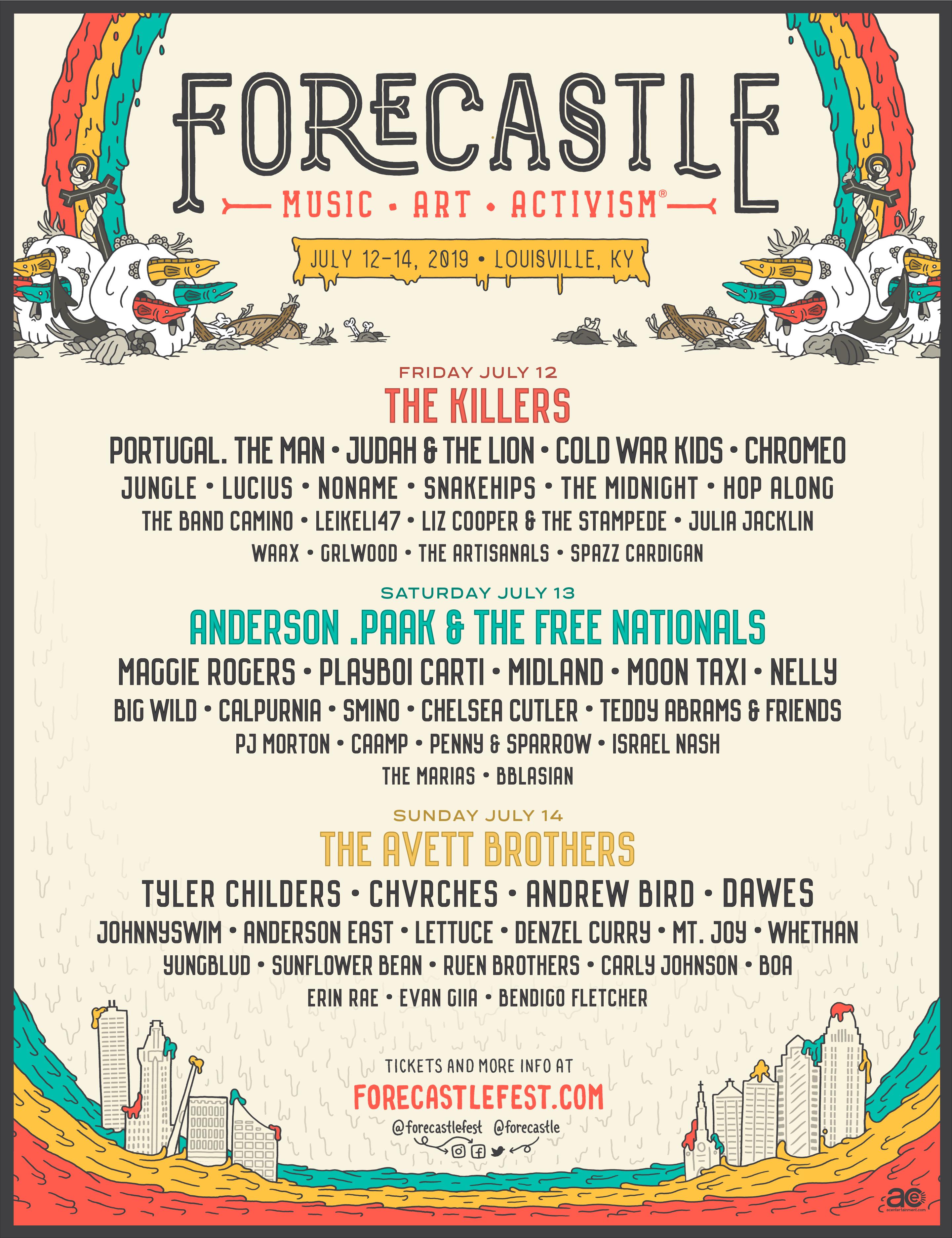 Forecastle Festival